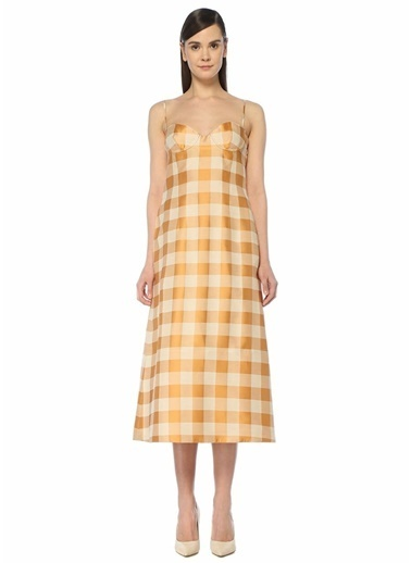 Brock Collection Elbise Renkli